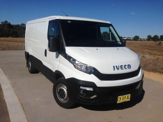 2017 iveco daily