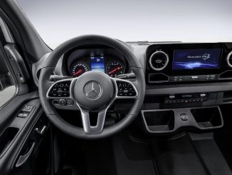 2018 mercedes-benz sprinter interior