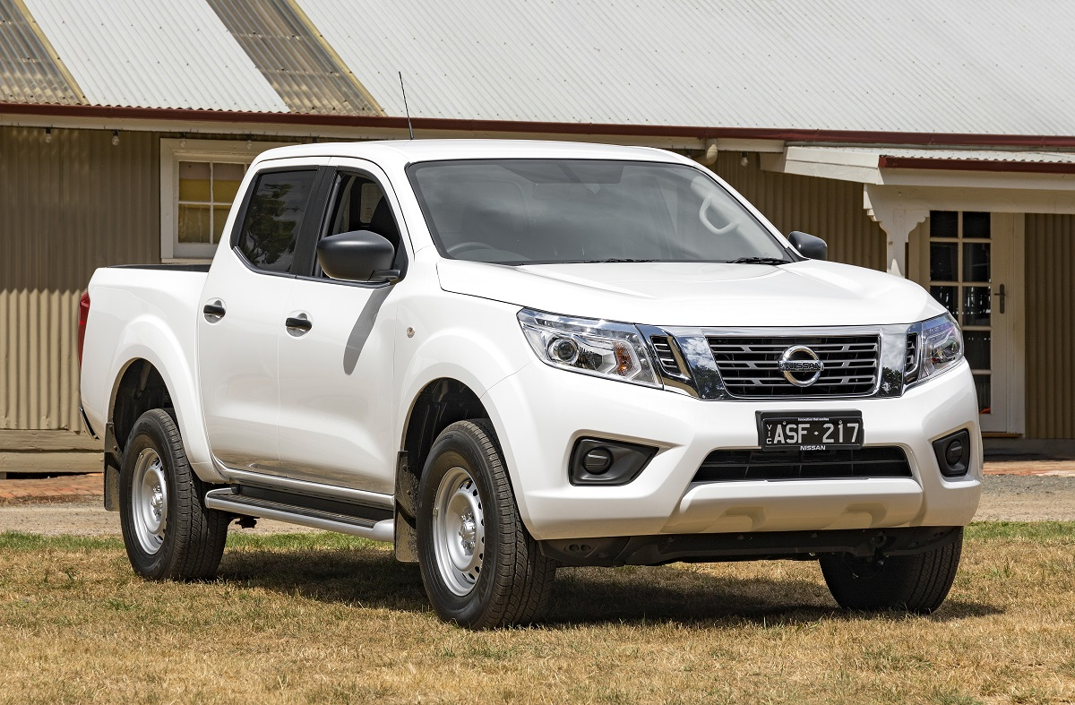 nissan navara sl 2018 00007 ute and van guide. Black Bedroom Furniture Sets. Home Design Ideas