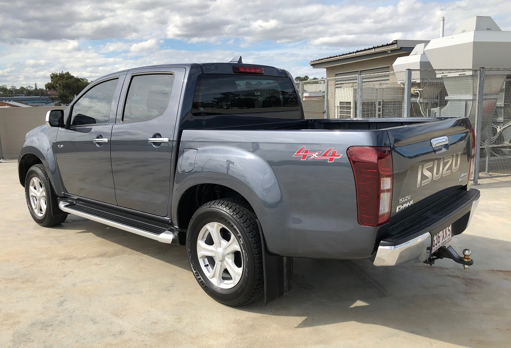 2018 isuzu d max review ute and van guide. Black Bedroom Furniture Sets. Home Design Ideas
