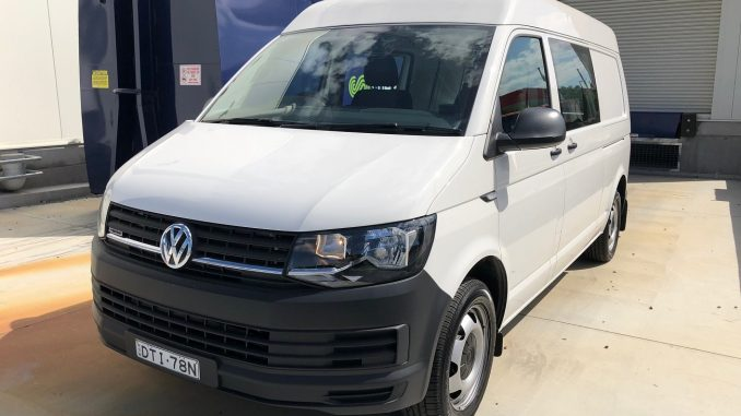 2018 Volkswagen Transporter Review