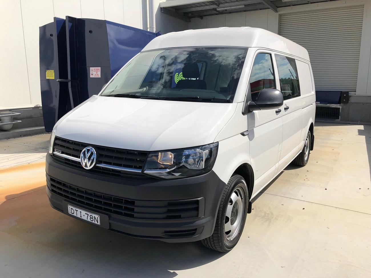 2018 Volkswagen Transporter Review