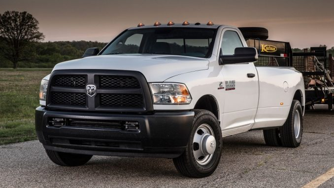 2017 ram 3500 pick-up