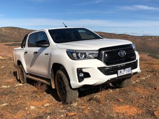 toyota hilux rugged edition