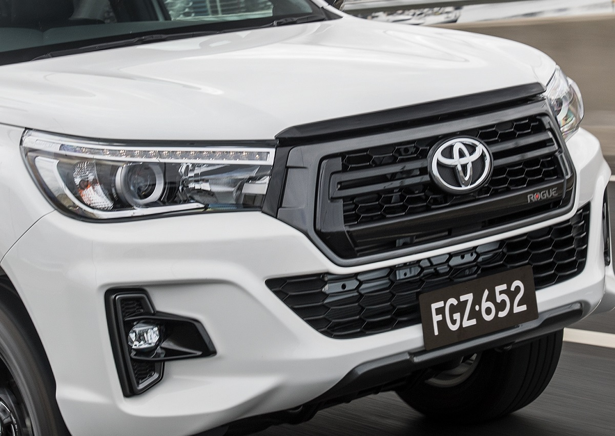 2018 toyota hilux rogue ute and van guide. Black Bedroom Furniture Sets. Home Design Ideas