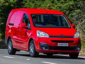 2018 citroen berlingo van