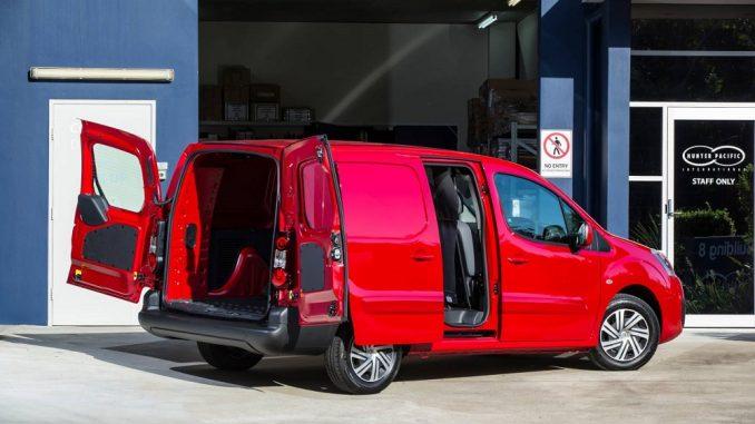 2018 citroen berlingo side and rear doors