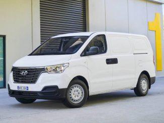 2018 Hyundai iload