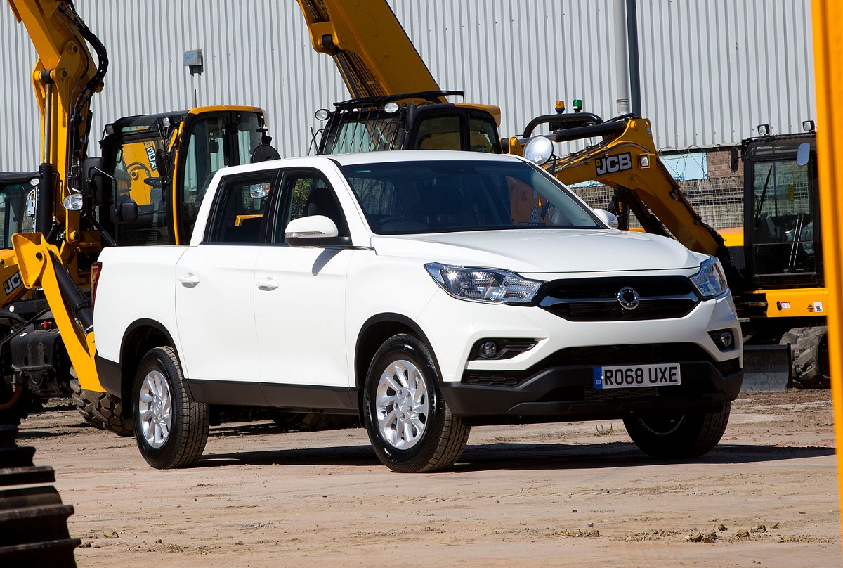 New-gen SsangYong Musso launched in UK | Ute and Van Guide