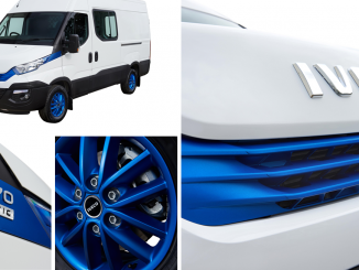 iveco daily blue