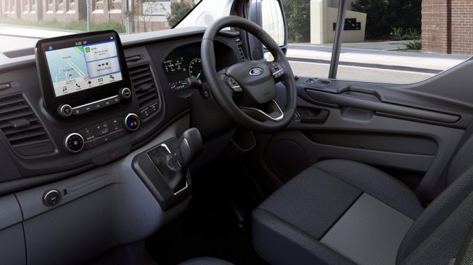 2018 Ford 350l Transit Van Review Ute And Van Guide