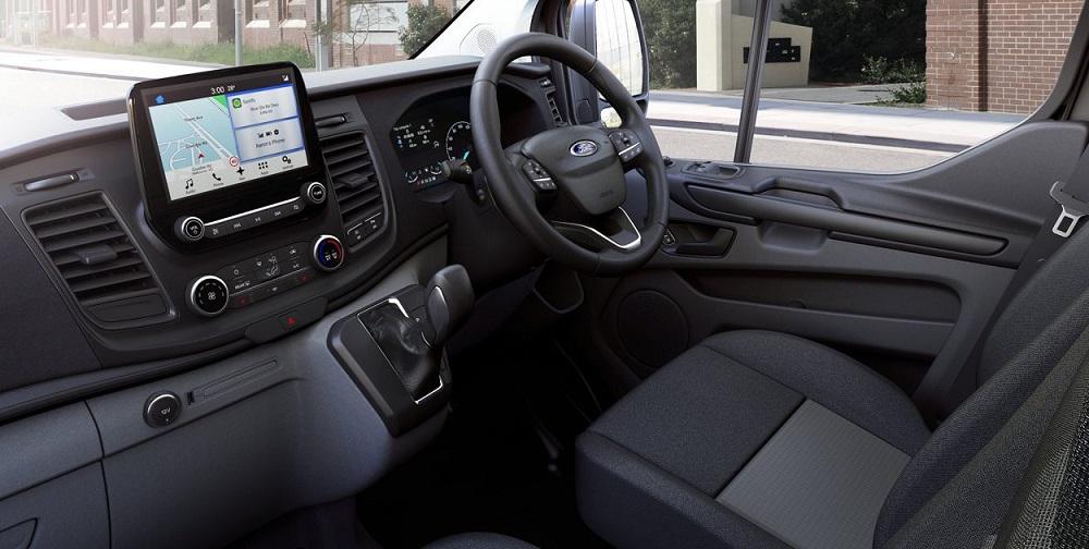 2018 Ford 350l Transit Van Review Ute And Van Guide