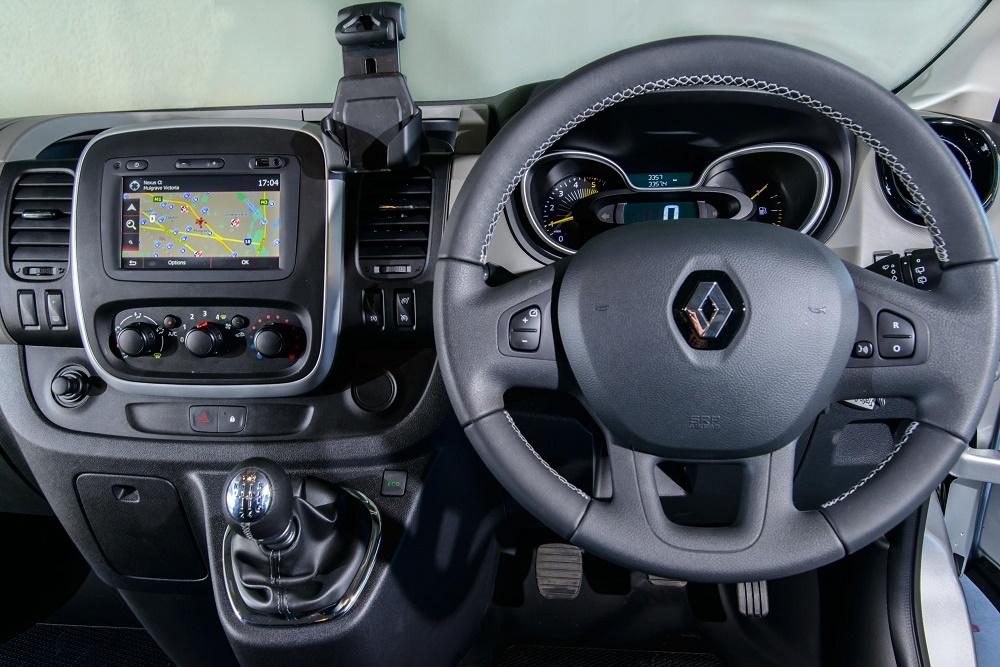 2018 Renault Trafic 140 Cdi Swb Review Ute And Van Guide
