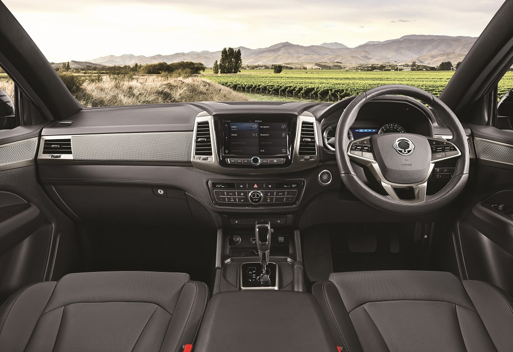 New Gen Ssangyong Musso Confirmed For Australia Ute And
