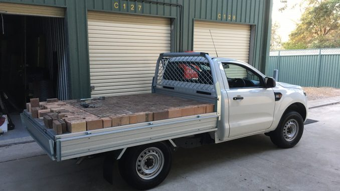 Ford Ranger Tray