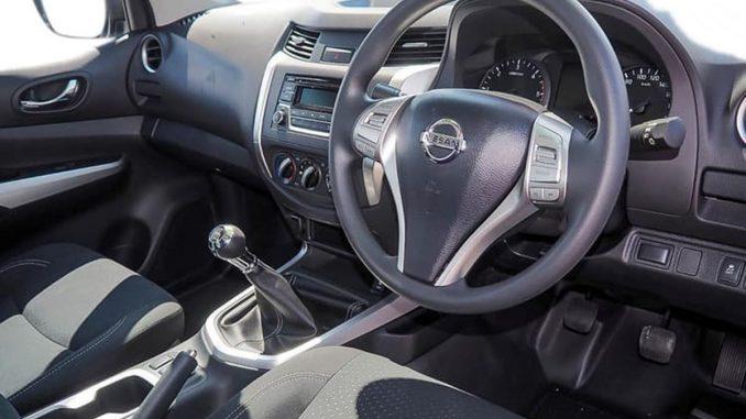 Nissan NAVARA RX DASH