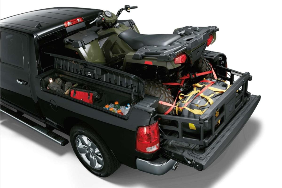 RAM 1500 RAMBOXES
