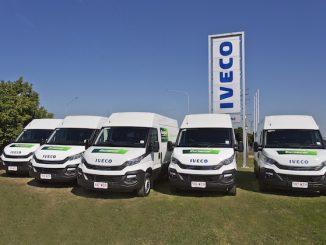 iveco daily europcar