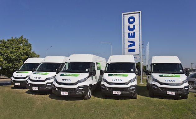 Top Vehicle Rental Business Adds Iveco Daily To Fleet Ute And Van