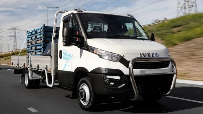 iveco daily cab chassis