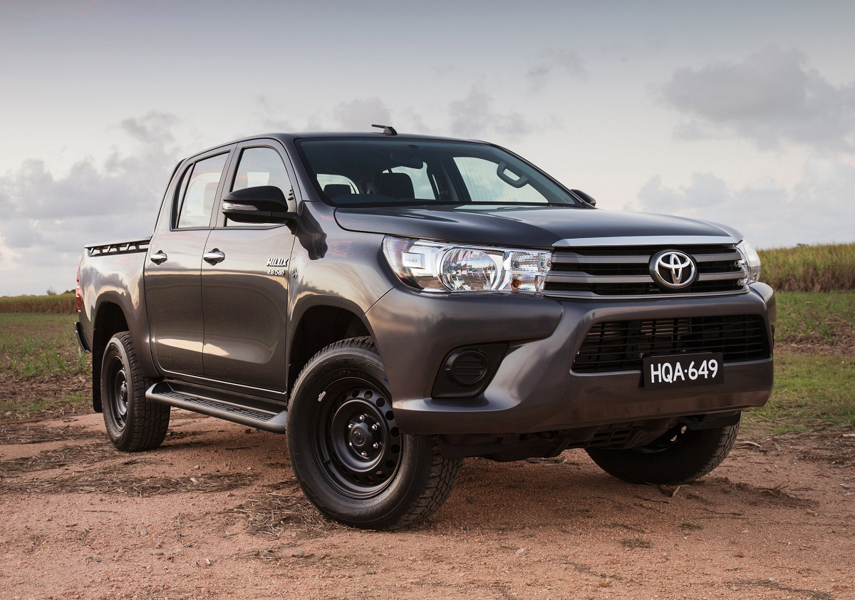 Toyota Hilux Still Ute King In Feb 2018 Ute And Van Guide