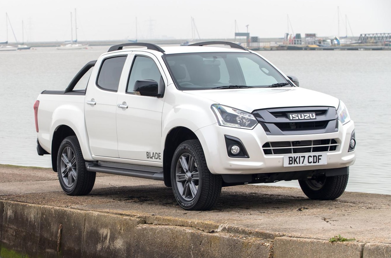 isuzu d max named most reliable ute ute and van guide. Black Bedroom Furniture Sets. Home Design Ideas