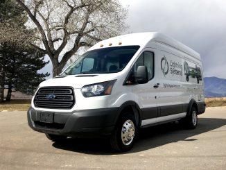 LightningElectric Ford Transit