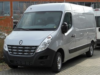 renault master generation three