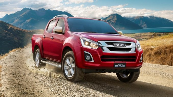 2018 isuzu d max lst review ute and van guide. Black Bedroom Furniture Sets. Home Design Ideas