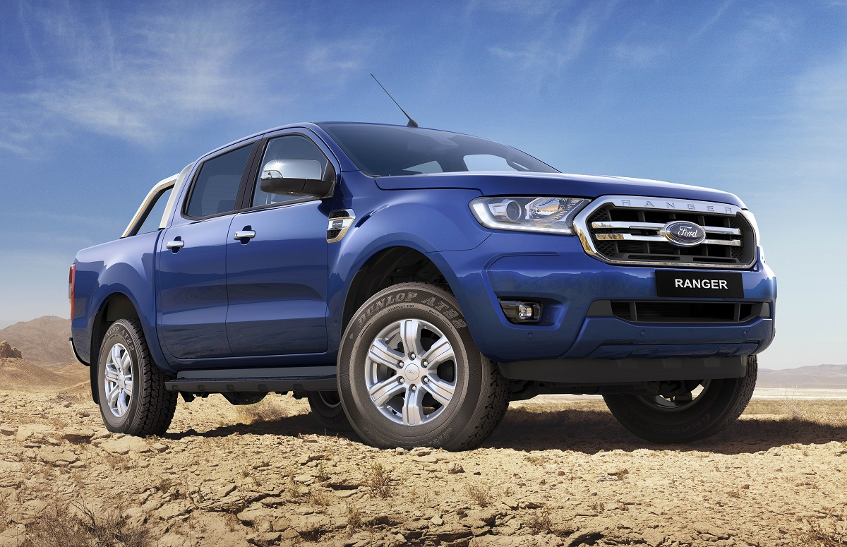 $51,490 Starting Price For New Twin-turbo Ford Ranger
