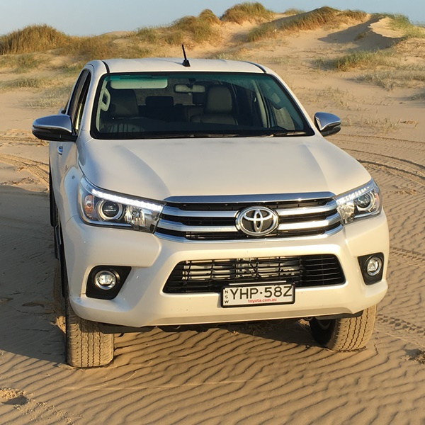 2018 Toyota Sequoia Review And Specs: 2018 Toyota Hilux SR5 Review