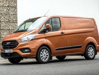 2018 Ford Transit Custom Van