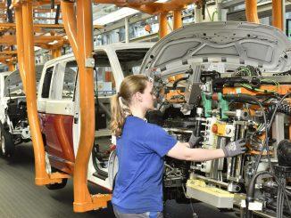 volkswagen transporter production hannover