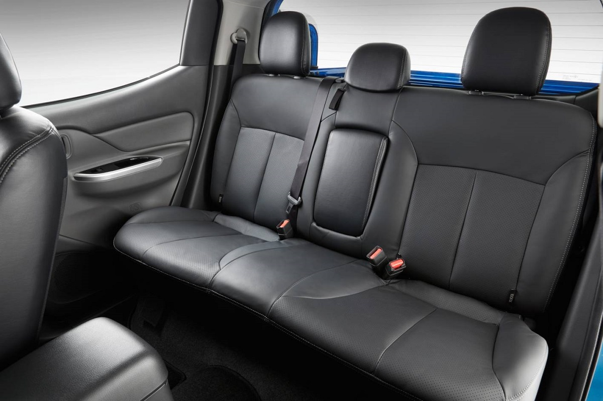 Which dual-cab ute has best rear legroom? | Ute and Van Guide