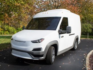 workhorse n-gen electric van