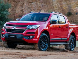 2017 holden colorado z71