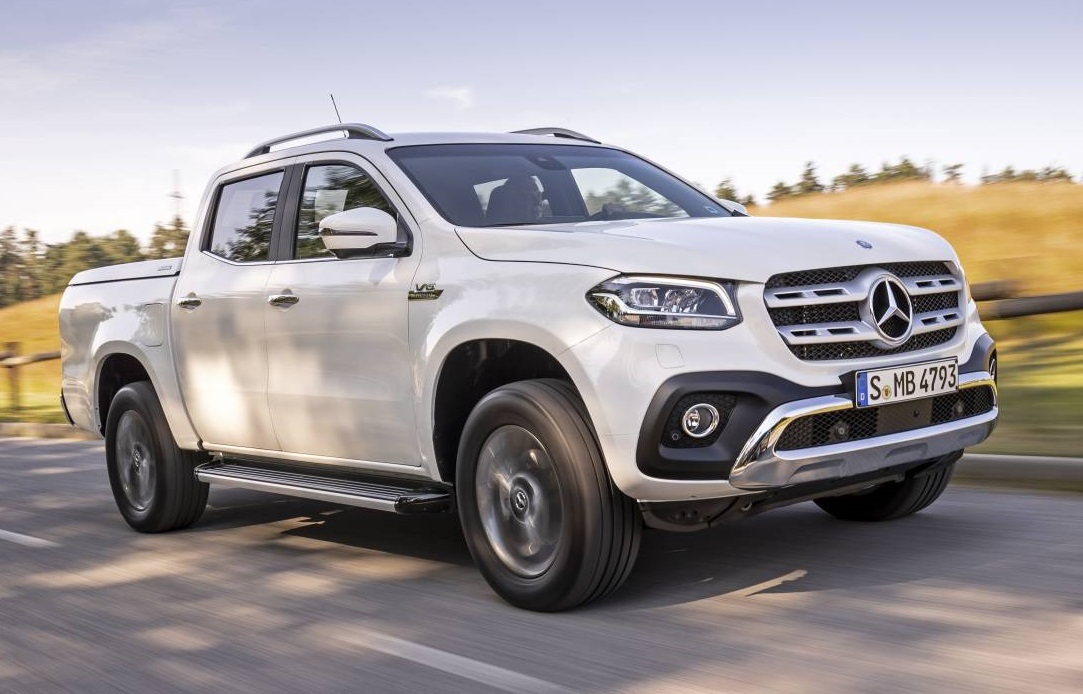 V6 Mercedes Benz X Class Here In December Ute And Van Guide