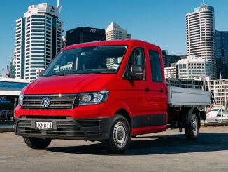2019 volkswagen crafter double cab chassis