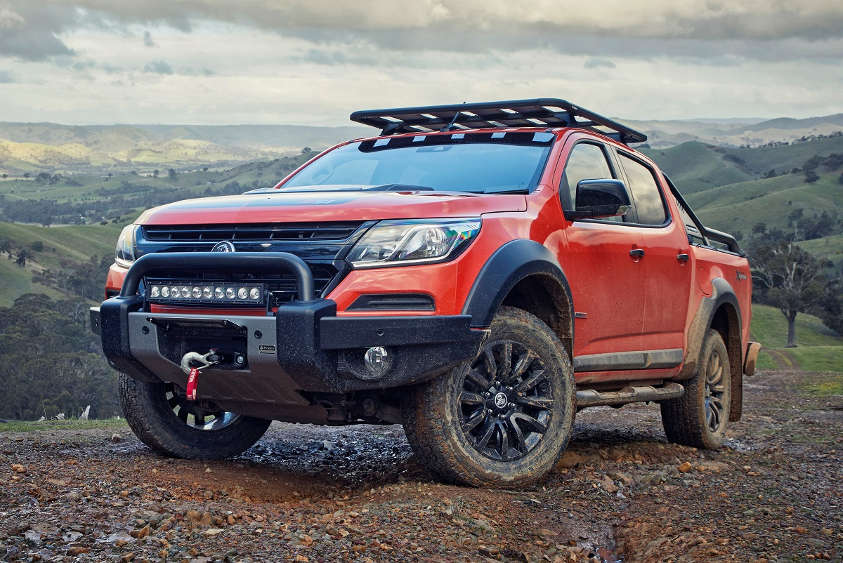 Holden Colorado Z71 Xtreme Unveiled Ute And Van Guide