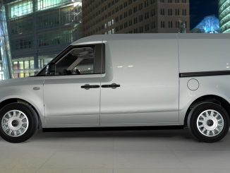 Levc electric van