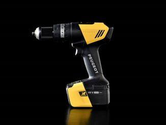 peugeot cordless drill
