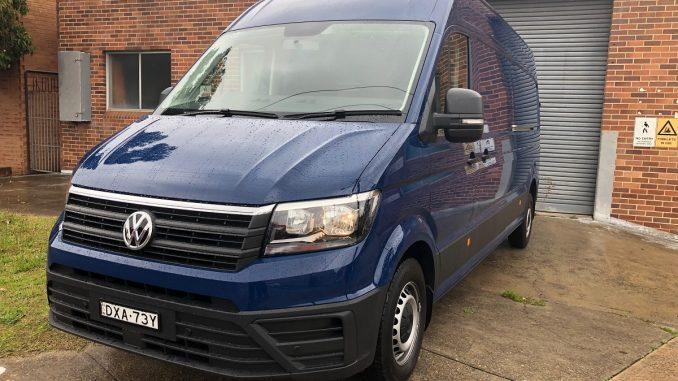 2018 Volkswagen Crafter LWB Van Review | Ute and Van Guide