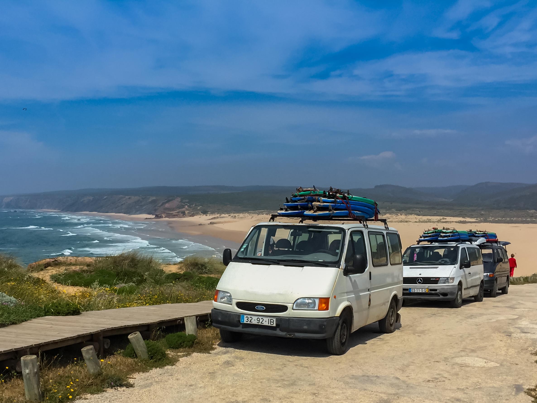 Surfcamp Algarve Portugal
