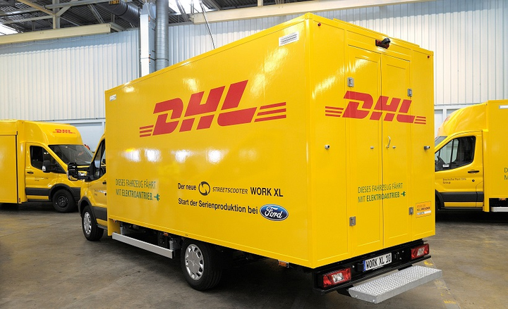 ford-electric-delivery-vans-dhl