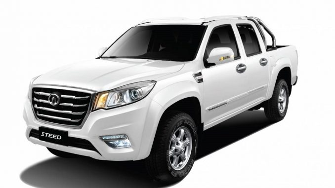 great wall steed dual cab