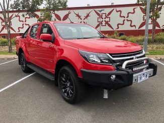 2018 Holden Colorado LT