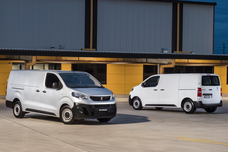 2019 Peugeot Expert 17 range