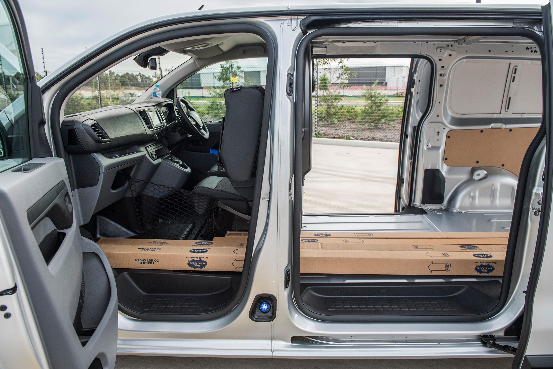 2019 Peugeot Expert 6 moduseat storage 2
