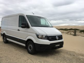 2019 VW Crafter 4MOTION 1 external front