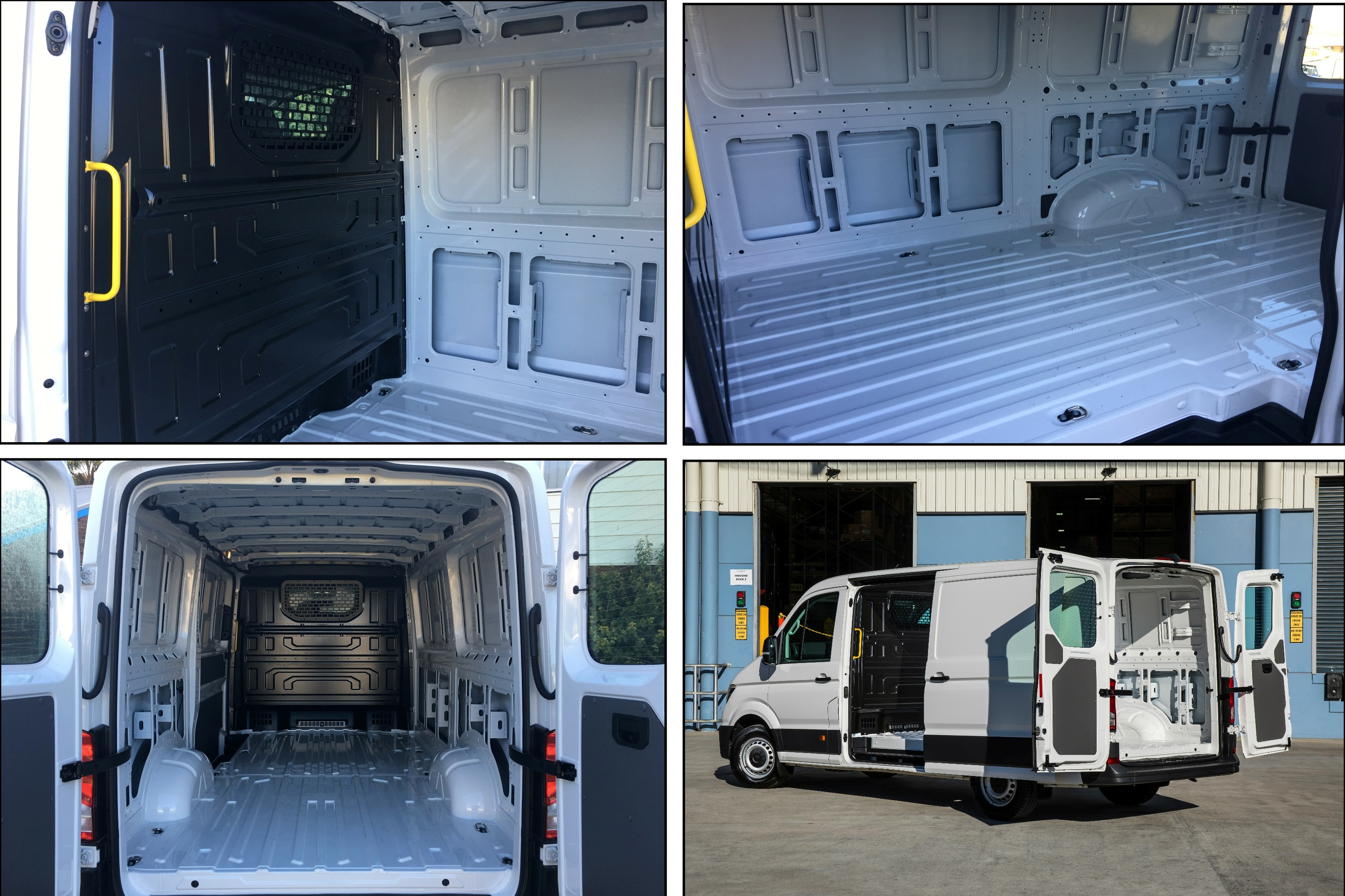 2019 VW Crafter 4MOTION 18 combination 2